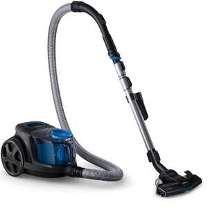 Philips FC9328/69 PowerPro Compact Bagless Vacuum Cleaner, 650 W, 1.5 liters, Black/Blue £67.99 @ Amazon [Cheapest it has ever been]