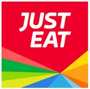 Just Eat 15% off this weekend for everyone