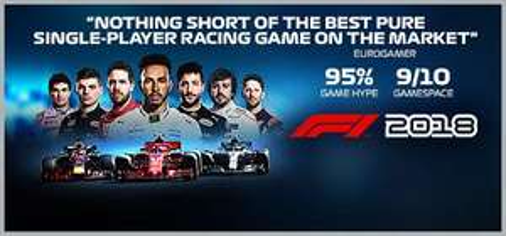 F1 2018 PC Steam Key £11.25 @ Steam Store