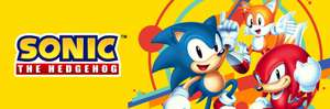 Sonic Sale (​Sonic Adventure 2 £0.49​ / Sonic CD £0.99 ​​/ ​Sonic The Hedgehog £0.99/Sonia Mania ​£5.09) @ Steam