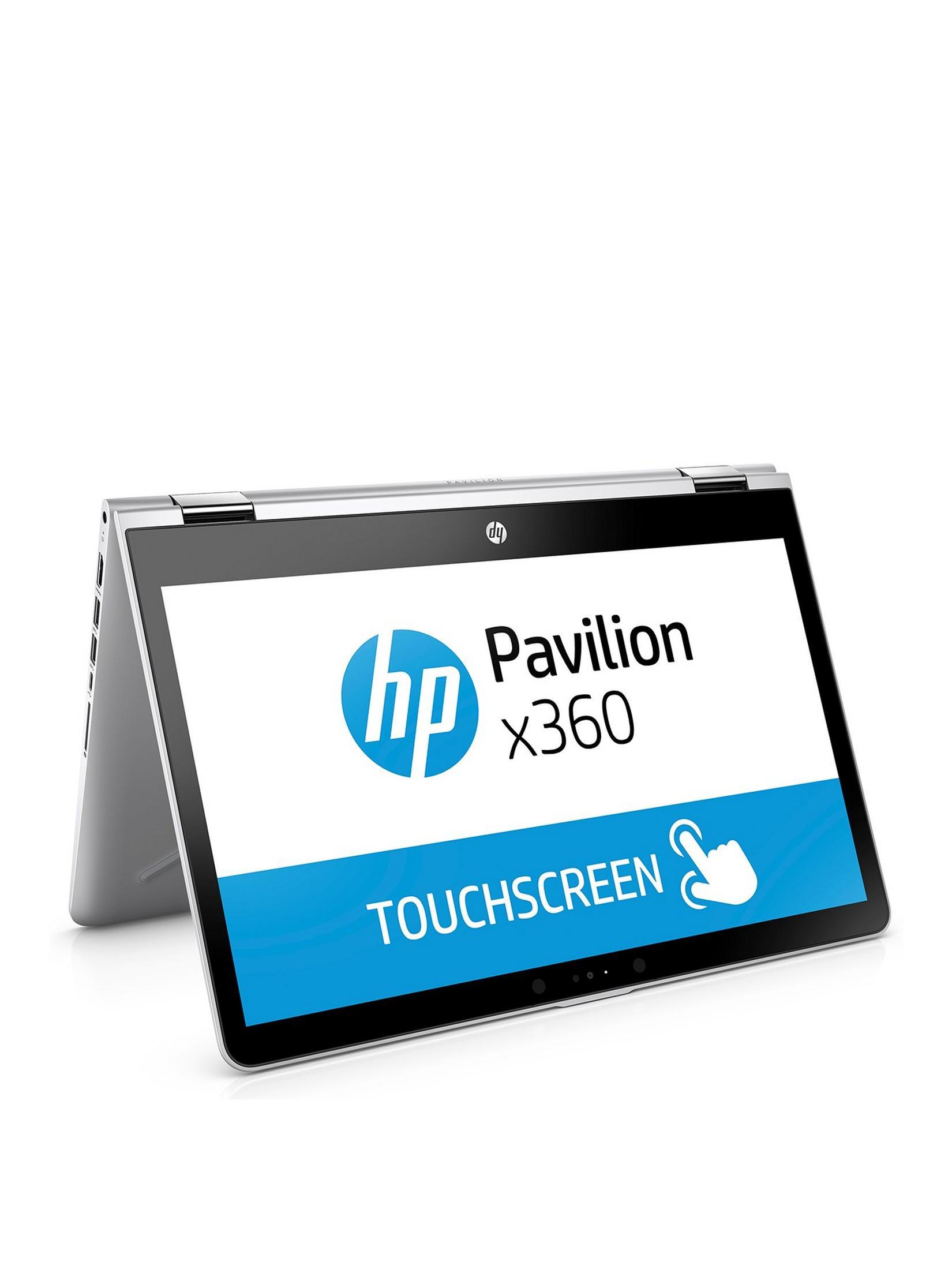 HP Pavilion x360 14-ba104na, Touch screen, Intel® Core™ i5-8250U, 8Gb RAM, 256Gb SSD, 14 inch, FHD IPS Laptop (possibly £531) £589.99 @ Very