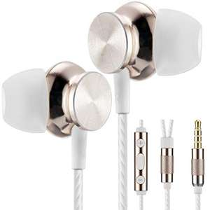 Betron BS10 Earphones Headphones with Microphone £11.99 + £4.49 delivery (Non Prime) Sold by Betron Limited  Fulfilled by Amazon.