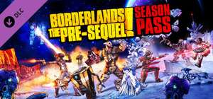 Borderlands: The Pre-Sequel Season Pass £12.49 on Steam