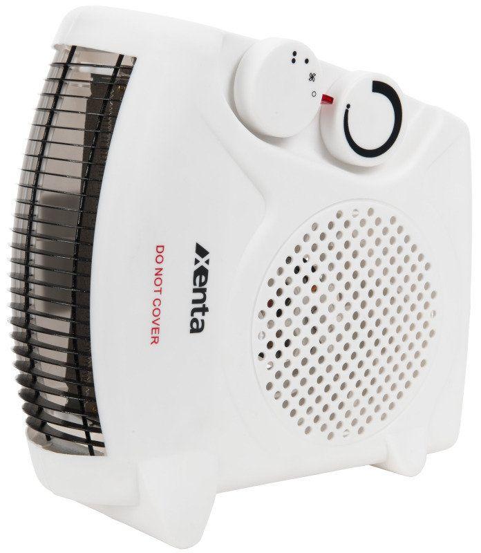 2000W Fan Heater White £9.98 @ Ebuyer FREE delivery