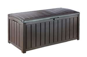 Keter Glenwood Outdoor Plastic Storage Box Garden Furniture 390L, £39.99 from Amazon