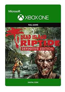 Dead Island Riptide Definitive Edition Xbox One £3.20 Download Code from Amazon UK