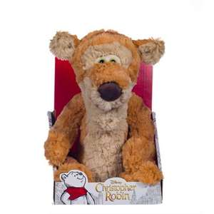 Disney Christopher Robin Collection Tigger Soft Toy was £15 now £7.50 Delivered with code @ Debenhams - also Eeyore & Piglet