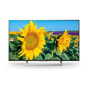 """Sony KD55XF8096BU 55"""" 4K HDR Smart LED TV £549 with code @ Co-op Electrical"""