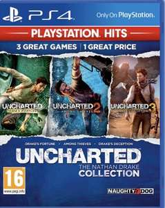 Uncharted: The Nathan Drake Collection (PS4) - £12 Delivered @ ao