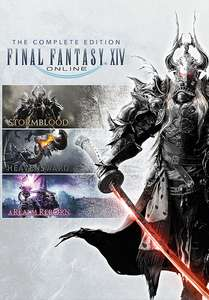 57% off FINAL FANTASY® XIV ONLINE - COMPLETE EDITION [PC DOWNLOAD] @ Square Enix Store EU with 30 Days FREE New Account Subscription