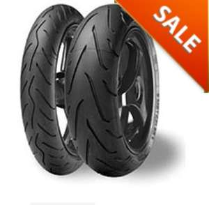 Metzeler M3 Sportec 190/50ZR17 Rear Motorcycle Tyre £69.99 @ M&P Direct