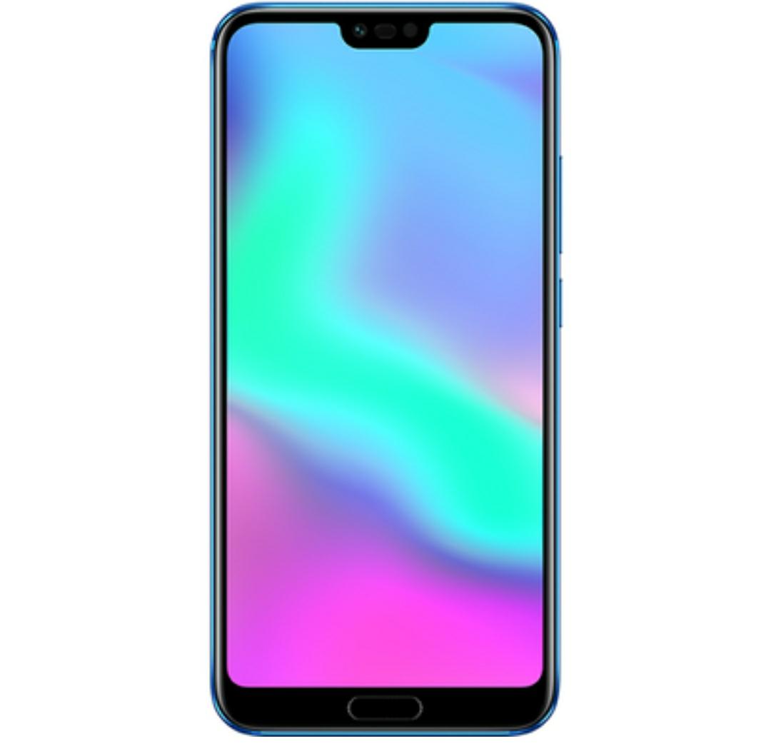 """Grade A Honor 10 Phantom Blue 5.84"""" 128GB 4G Dual SIM Unlocked & SIM Free £199.97 @ Laptops Direct"""