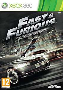 Fast & Furious: Showdown. XBOX 360 - USED £6 @ CeX