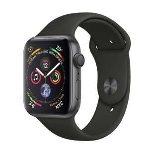 Apple Watch Series 4 space grey and silver 40mm for £340, 44mm for £360 @ eGlobal Central