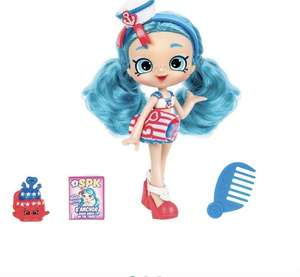 Shopkins - B'Anchor Beach Style Doll £6 half price Debenhams free delivery with code or free click and collect with code and free £5 voucher