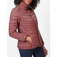 High Neck Packable Padded Shower Coat £9 C+C at Asda George