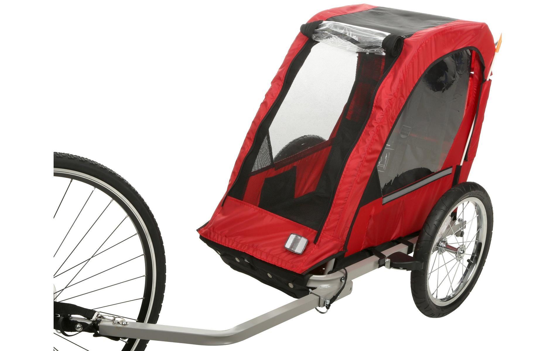 Halfords Single Child Bike Trailer - £85