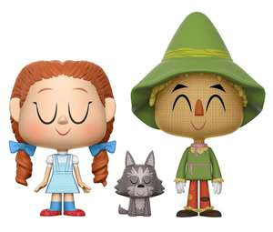 Funko The Wizard of Oz Dorothy and Scarecrow Sold By Premium Quality Services & Fulfilled By Amazon £11.69 Prime £16.18 Non Prime