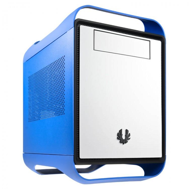 BitFenix Prodigy 'Polar' Mini-ITX Cube Case - Blue/White, £55.49 delivered at Overclockers