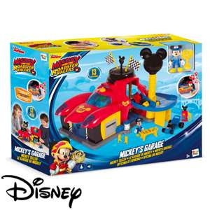 Mickey and the Roadster Racers: Mickey's Garage - £14.99 @ Home Bargains