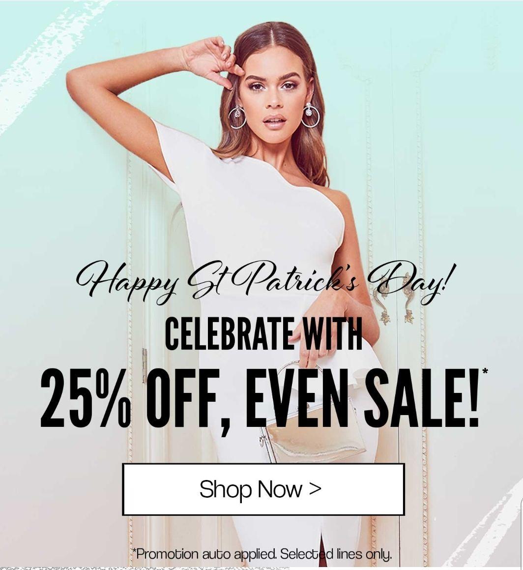 25% Off Across BooHoo Website
