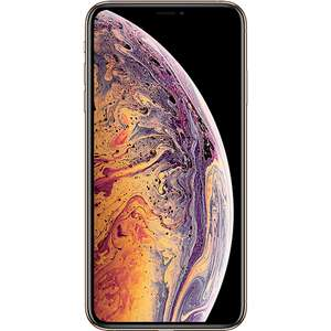 "Grade A Apple iPhone XS Max Gold 6.5"" 512GB 4G Unlocked & SIM Free at Laptops Direct for £899.97"