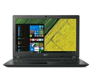 (New Other) Acer Aspire 3 A315-51 15.6 inch Core i3-6006U 4GB 128GB Laptop £247.49 @ Tech Save Ebay