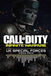 Free DLC: Call Of Duty: Infinite Warfare UK Special Forces VO Pack (Xbox One, PS4 & PC)