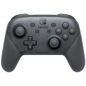 Nintendo Switch Pro Controller (Pre-Owned) £34.99 instore @ Game