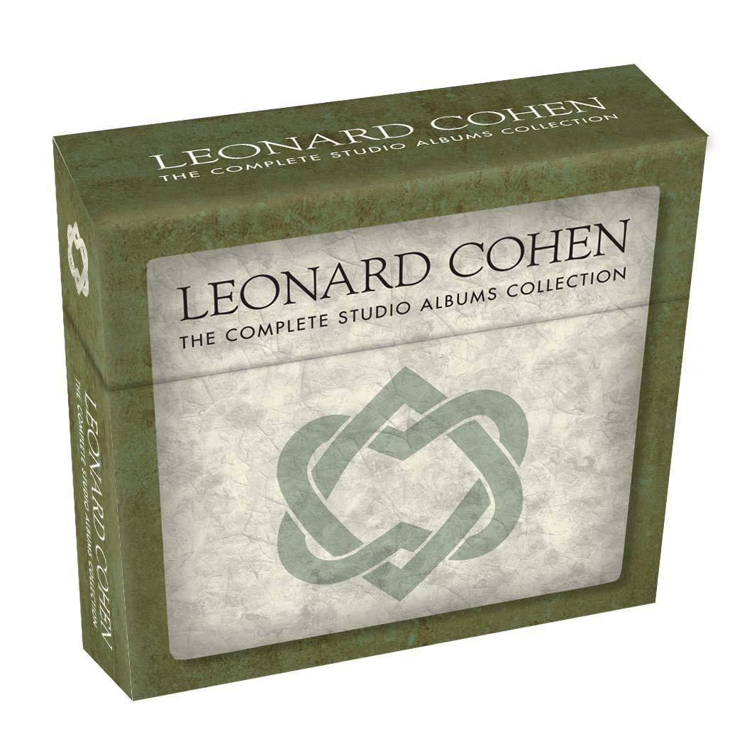 Leonard Cohen CD box set (11 studio albums) £19.79 Prime / £22.78 Non Prime @ Amazon