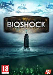 BioShock: The Collection (Remastered) PC Steam Key £6.99/£6.78 with FB code @ Cdkeys
