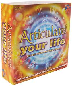 Drumond Park Articulate Your Life @ Amazon - £8.83 Prime (+£4.49 non-Prime)
