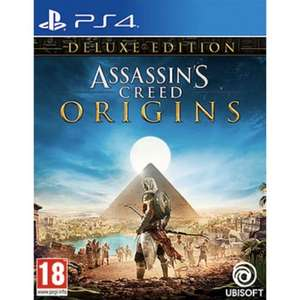 Assassins Creed Origins Deluxe Edition (PS4) for £19.95 delivered @ The Game Collection