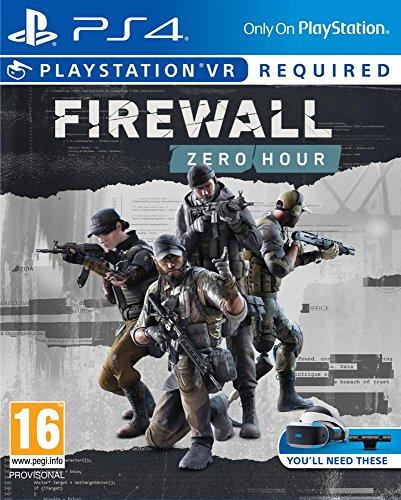 Firewall: Zero Hour (PS4/PSVR) £11.32(£10 w/ Fee Free Card) @ Amazon France