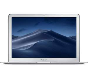 """APPLE MacBook Air 13.3"""" (2017) 8GB RAM / 1.8GHz i5 / 256GB SSD £648.91 / £448.91 with TRADE IN of qualifying laptop at Currys"""
