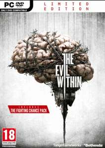 The Evil Within Limited Edition for PC/Steam £3.49 from CD Keys