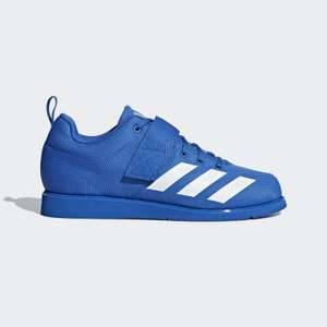 Adidas Weightlifting Shoes at Adidas Shop for £37.48 (free C&C / £3.95 delivery)