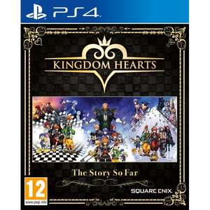 Kingdom Hearts The Story So Far PS4 Game for £23.79 Delivered @ 365games