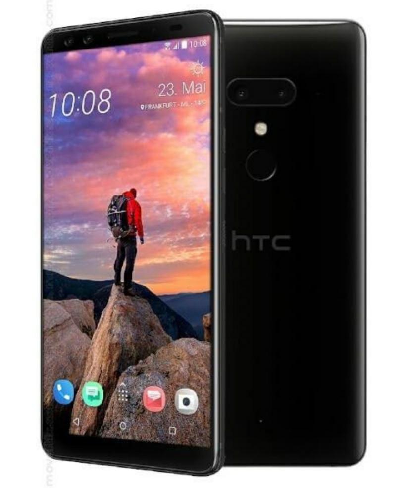 Good IPhone X £487 & Pristine HTC U12+ 64GB Titanium Black Unlocked £434 @ Handtec