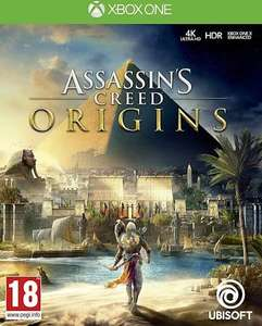 Assassin's Creed Origins XBox One £10 in-store at Smyth's