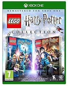 LEGO Harry Potter Collection Xbox One £12.49 delivered @ Amazon - Sold & Despatched by Base