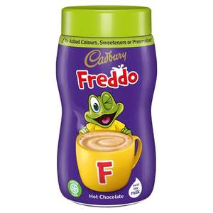 Freddo Hot chocolate £1.50 (£1 off) at Morrisons!