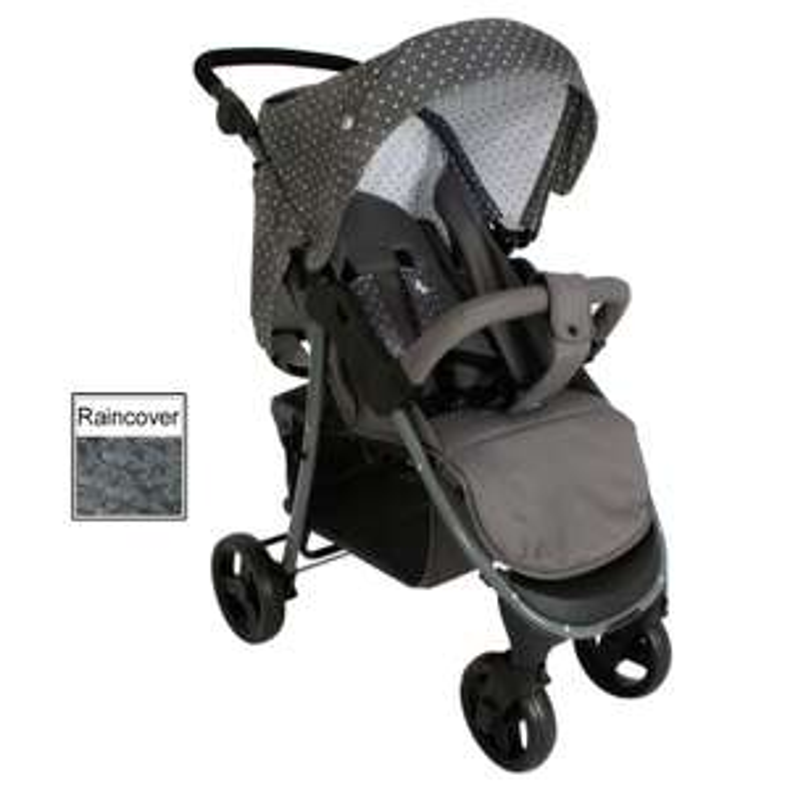 My Babiie MB30 Pushchair *Katie Piper Believe Range* - Grey Triangles £69.95 @ Online4baby