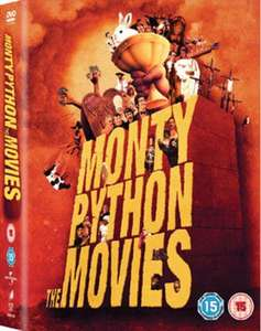 Bargain (Preowned) Monty Python @ Music Magpie (e.g Complete Movies Boxset £2.99 / Flying Circus Series Boxsets £2.59  + more)
