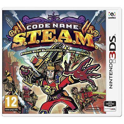 Code Name: STEAM Nintendo 3DS/2DS (New) £2.99 delivered @ Argos ebay