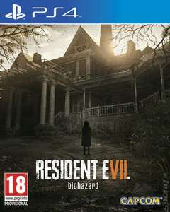 Resident Evil 7: Biohazard PS4 (pre-owned) £8.09 with code Delivered @ MusicMagpie