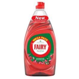 Fairy Washing Up Liquid Pomegranate 1050ml £1 (£20 minimum spend + £4.95 del) @ Poundshop