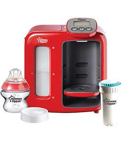 Tommee Tippee perfect prep day and night machine - red £90 @ Mothercare