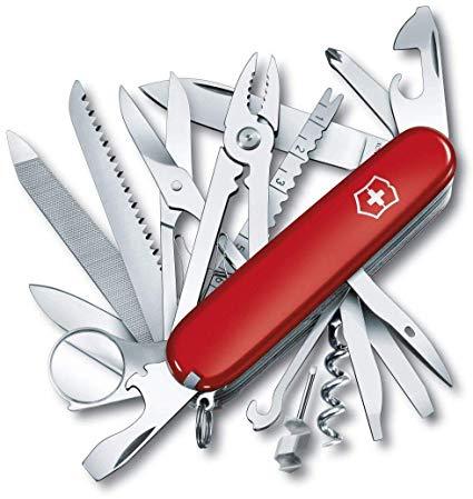 Victorinox Swiss Army Knife Champ  £47.59 @ Amazon