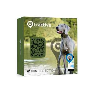 Tractive GPS Pet Tracker - Camouflage Edition - was £54.99 now £19.99 Prime / £24.48 Non Prime - sold by Tractive / FBA - Ends TODAY